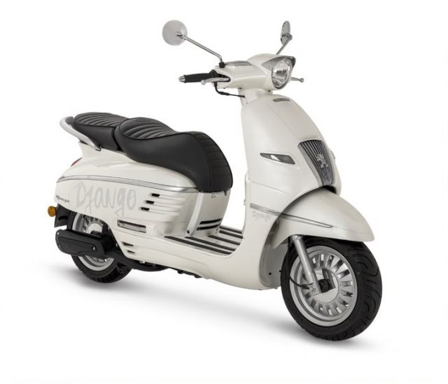 Brame Sports - 125cc PEUGEOT Django Bright 125